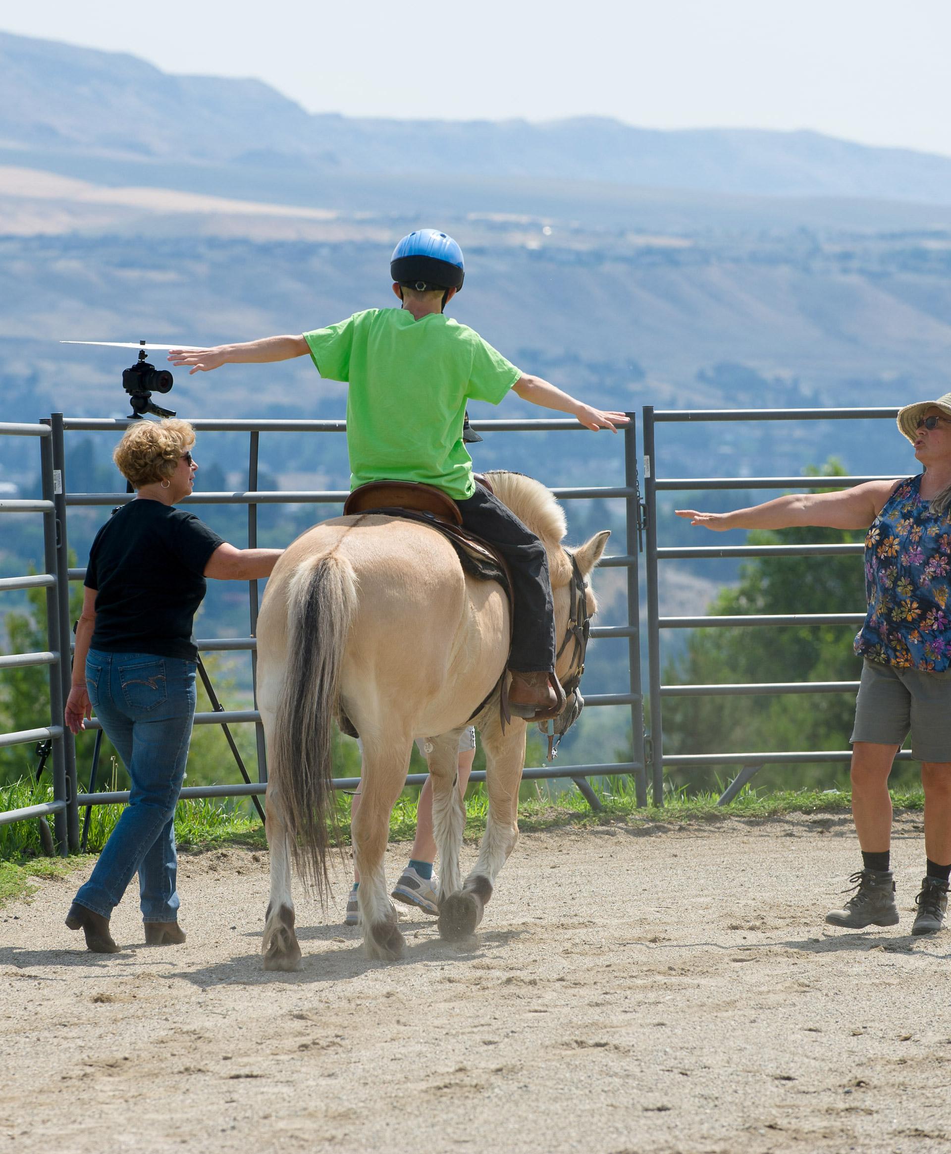 Programs - Alatheia Therapeutic Riding Center