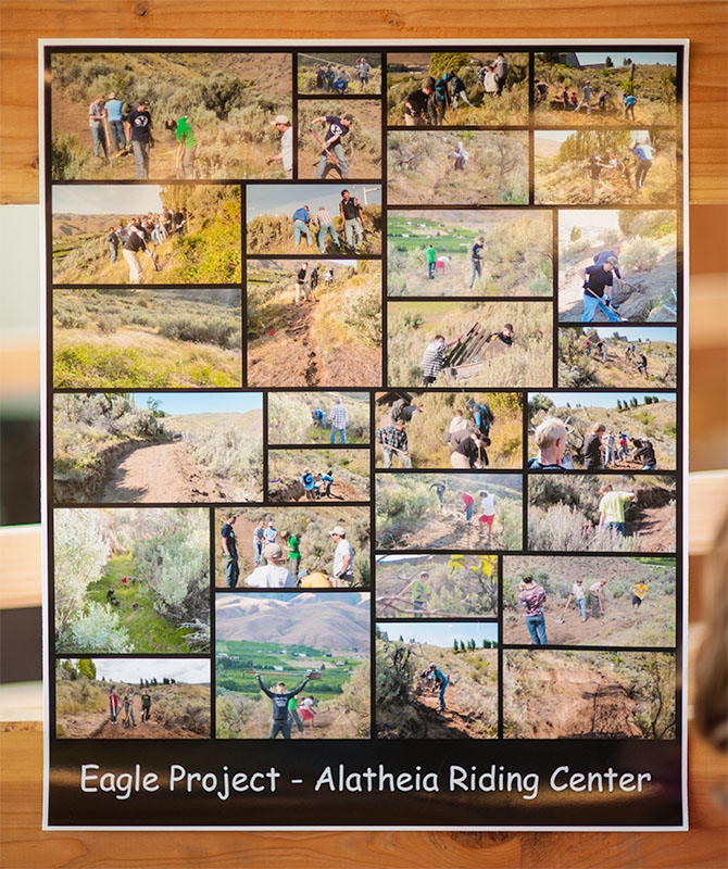 Trail Project Poster